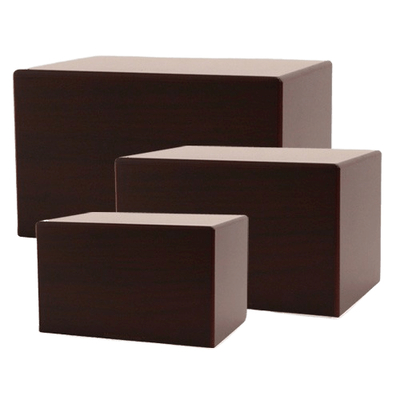 Cherry Eternity Wood Urns