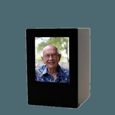 Wisdom Ceramic Frame Keepsake Urn