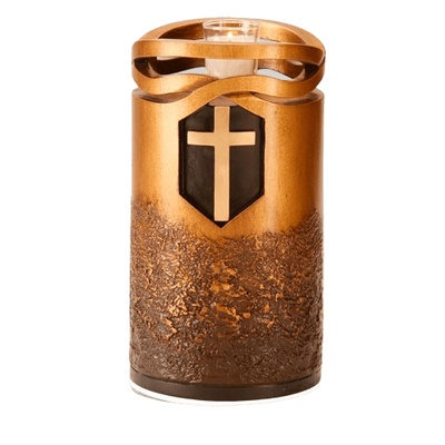 Infinity Cross Cremation Urn