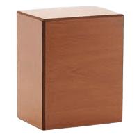 Candor Wood Cremation Urn