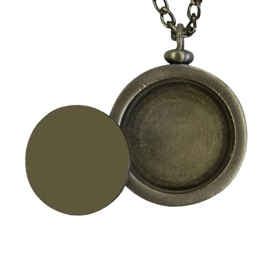 Canvas Urn Pendant