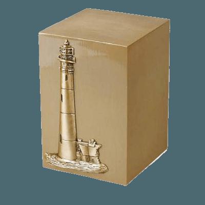 Cape & Coast Bronze Cremation Urn