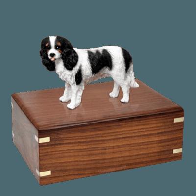 Cavalier Charles Spaniel Large Doggy Urn