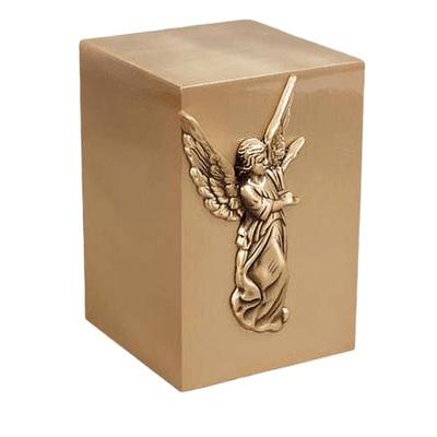 Celestial Bronze Cremation Urn