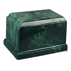Cherish Forest Marble Keepsake Urn