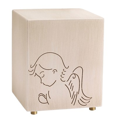 Cherubino Child Cremation Urn