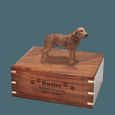 Chesapeake Bay Retriever Medium Doggy Urn