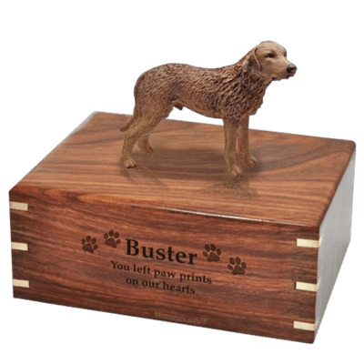 Chesapeake Bay Retriever X-Large Doggy Urn