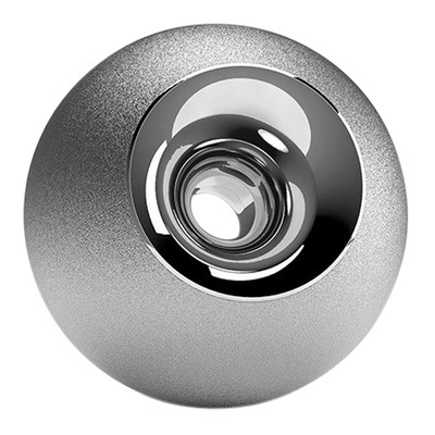 Chrome Elite Sphere Pet Urn