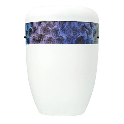 Cirquel Purple Biodegradable Urn