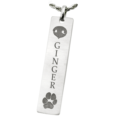 Classic Vertical Paw & Nose Keepsakes