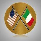 American Italian Cremation Urn