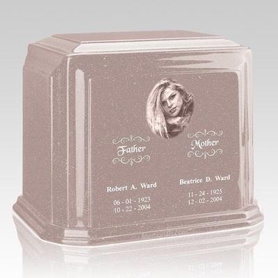 Millennium Cream Companion Marble Urn