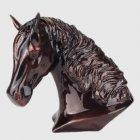 Copper Horse Keepsake Urn