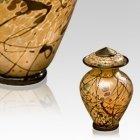 Creative Motion Keepsake Glass Urn