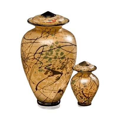 Creative Motion Glass Urns