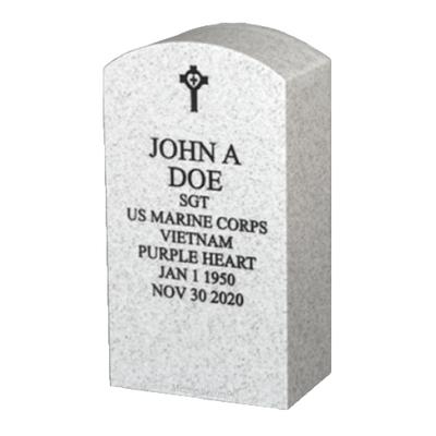 Veteran Greystone Cremation Urn