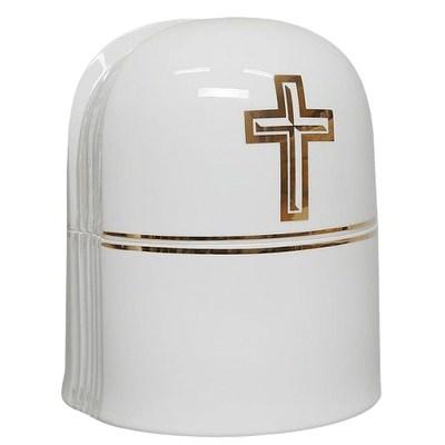 Croix Religious Cremation Urn