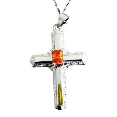 Cross Pendant II