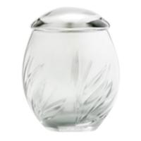 Crystal Bloom Pet Urn