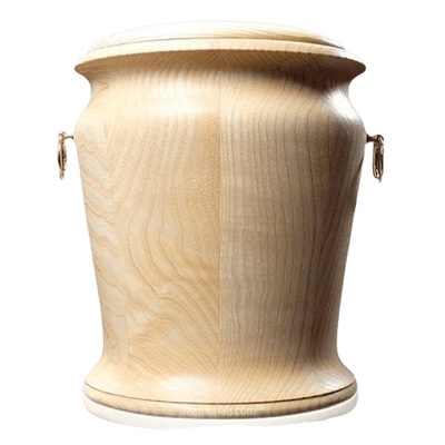 Culture Wood Cremation Urn