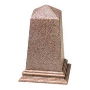Rose Obelisk Pet Urn