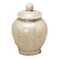 Natural Jar Pet Urn