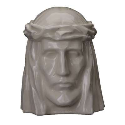 Christ Glossy Cremation Urns