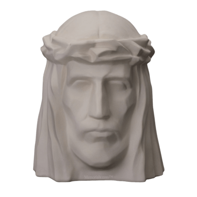 Christ Natural Cremation Urn