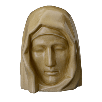 Holy Mother Sand Cremation Urns