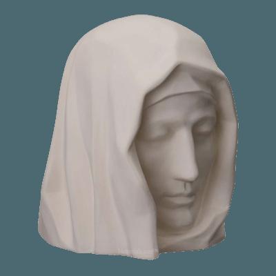 Holy Mother Natural Cremation Urn
