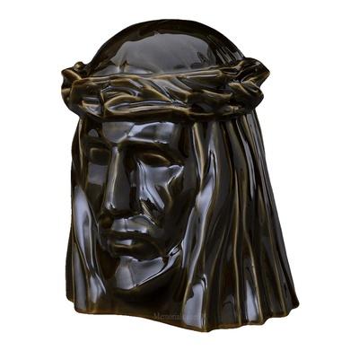 Christ Olive Cremation Urn
