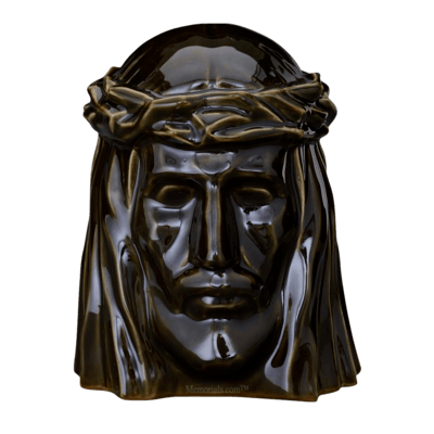 Christ Olive Cremation Urns