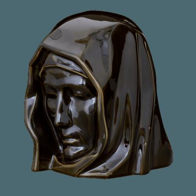 Holy Mother Olive Cremation Urn