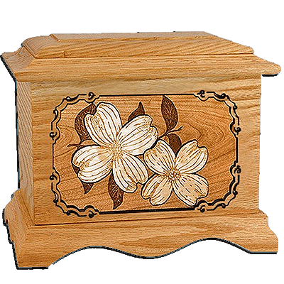Dogwood Companion Urns For Two