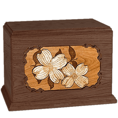 Dogwood Walnut Companion Urn