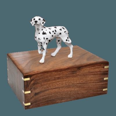 Dalmatian Large Doggy Urn
