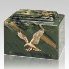 Defender Military Cremation Urn