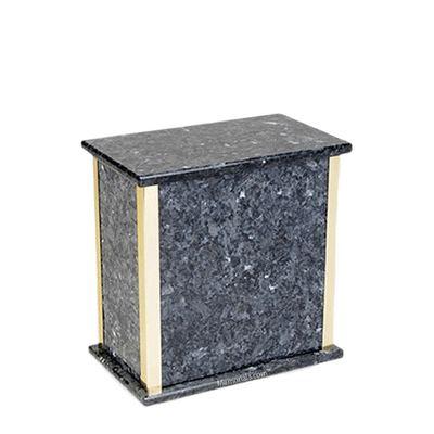 Designer Blue Pearl Granite Medium Urn
