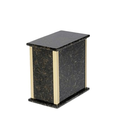 Designer Verde Granite Medium Urn