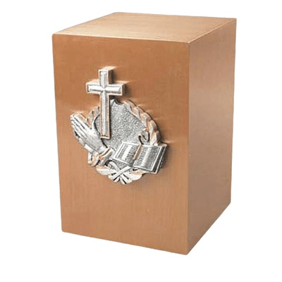 Devotion Bronze Cremation Urn