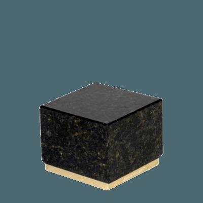 Dignity Verde Granite Medium Urn