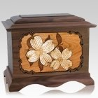 Dogwood Wood Cremation Urns