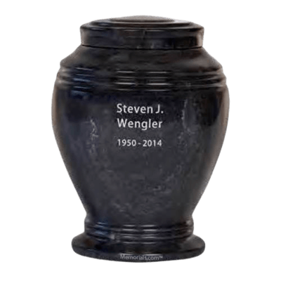 Dorian Marble Cremation Urns