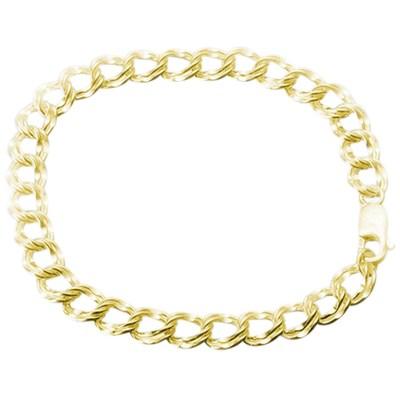 Double Link Charm Bracelet Keepsake Jewelry II