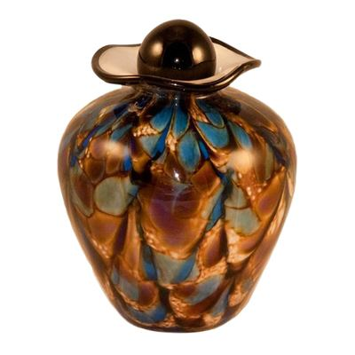 Dream Glass Pet Cremation Urn
