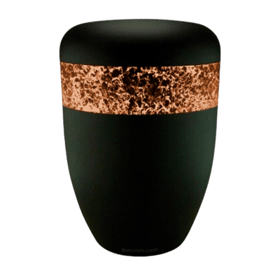 Speckled Tang Biodegradable Urn