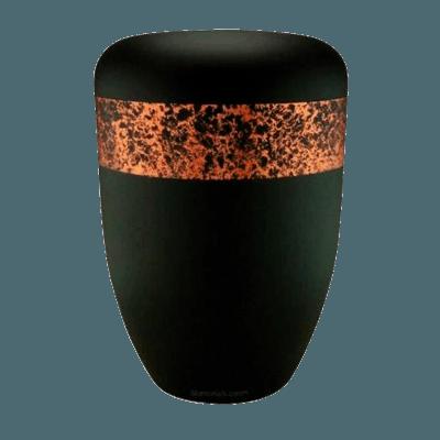 Dreamers Black Copper Biodegradable Urn