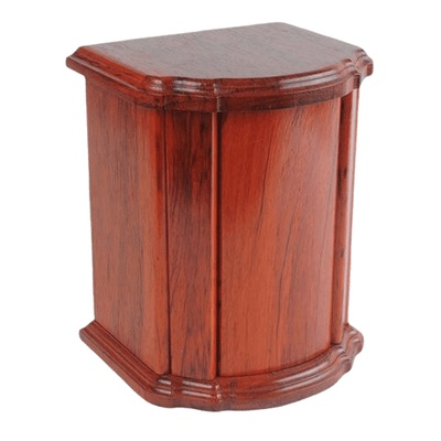 Duke Wood Cremation Urn