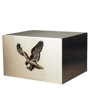 Eagle Cremation Companion Urn